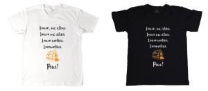 Camisetas à venda em www.useblug.com.br
